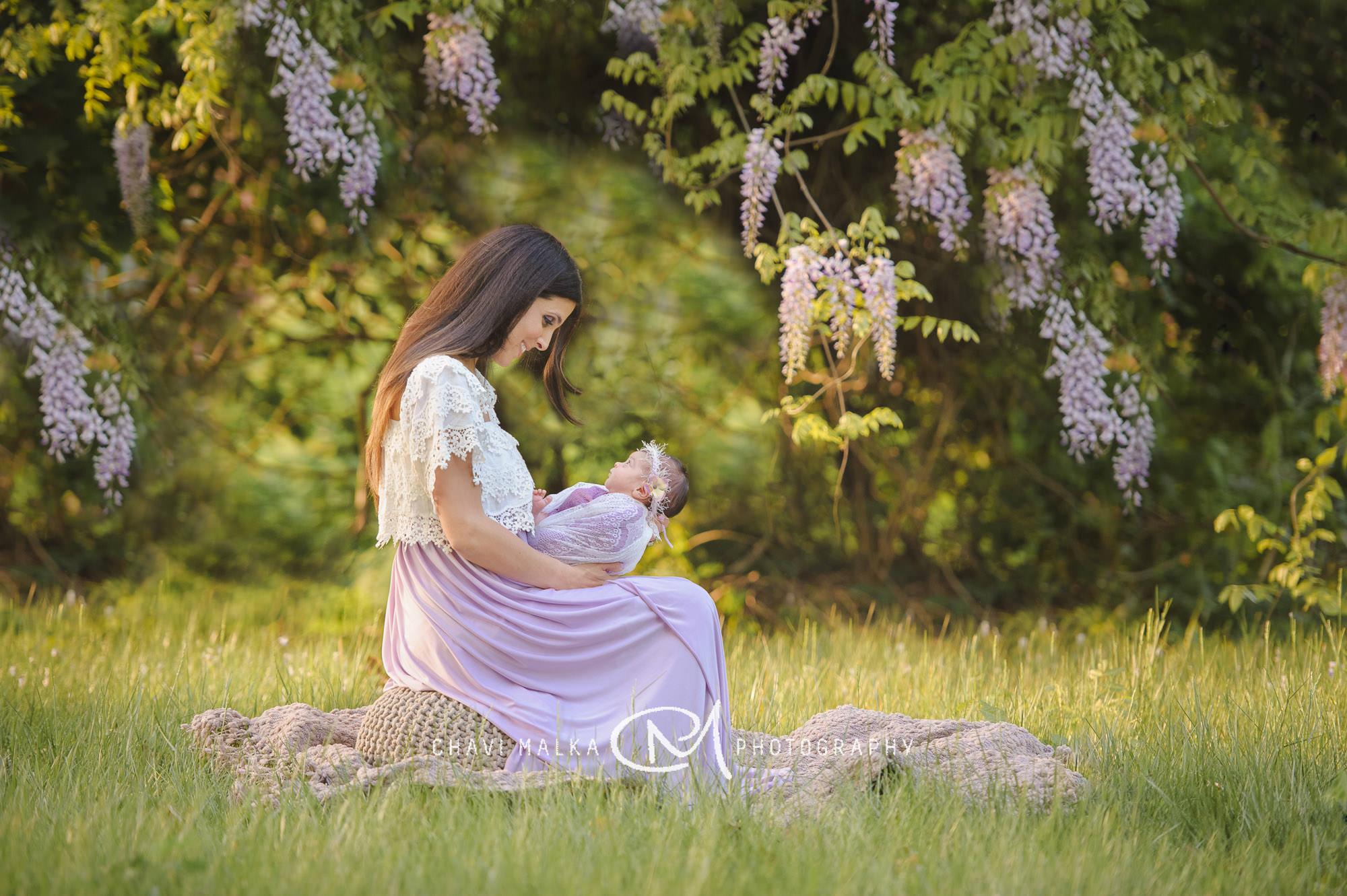 Maternity and Newborn Photography Long Island